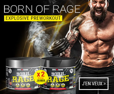 Born of rage pre workout