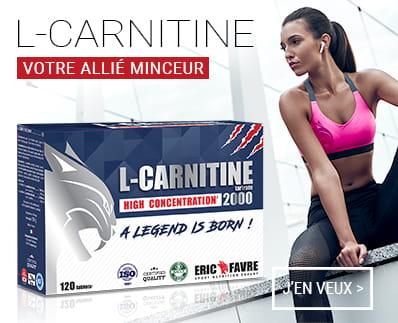 L-carnitine votre allié minceur