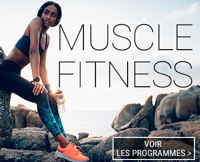 Objectifs Femme Muscle et fitness