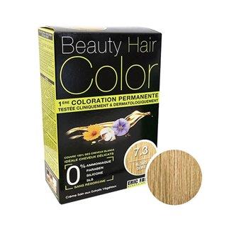 Beauty Hair Color Coloration (Blond doré 7.3)