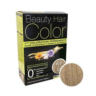 Beauty Hair Color Coloration (Blond foncé 6.0)