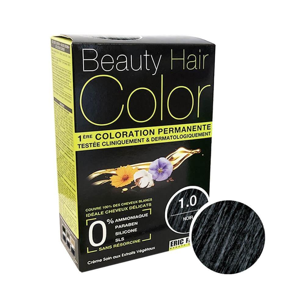 Beauty Hair Color Coloration (Noir 1.0)