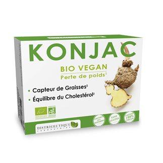 Capteur de graisses Konjac Vegan Bio