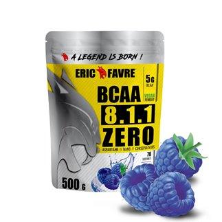 BCAA 8.1.1 Zero Vegan 500gr Blue raspberry