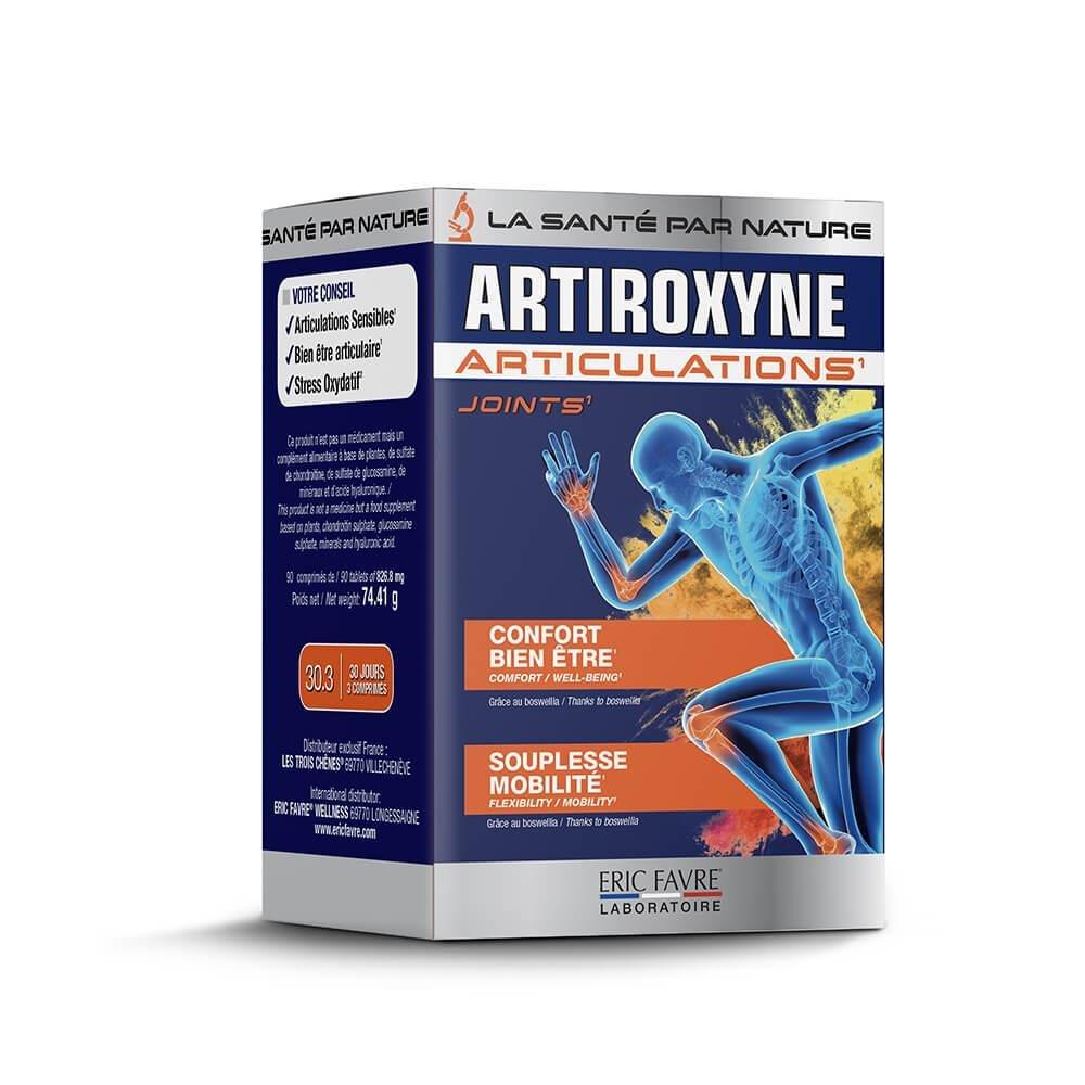 Artiroxyne<sup>®</sup> - Programme bien-être spécial articulations<sup>1</sup>