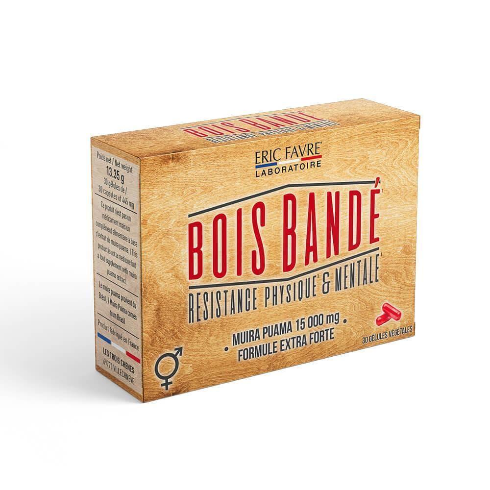 Bois Bandé - Formule Extra Forte 30 Comprimés
