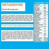 Bruleur de graisse Metadhryne, Actions: 4 en 1