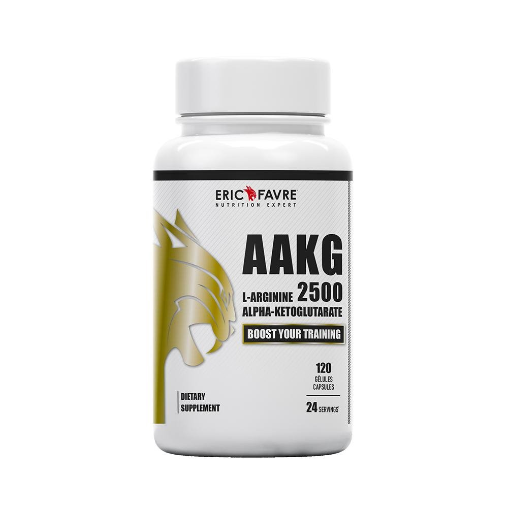 L-Arginine Alpha-Ketoglutarate - AAKG 2500