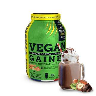 Vegan Gainer Chocolat /Noisette