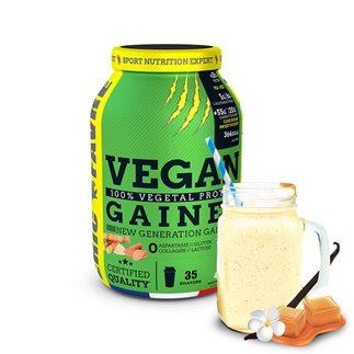 Vegan Gainer Vanille Caramel