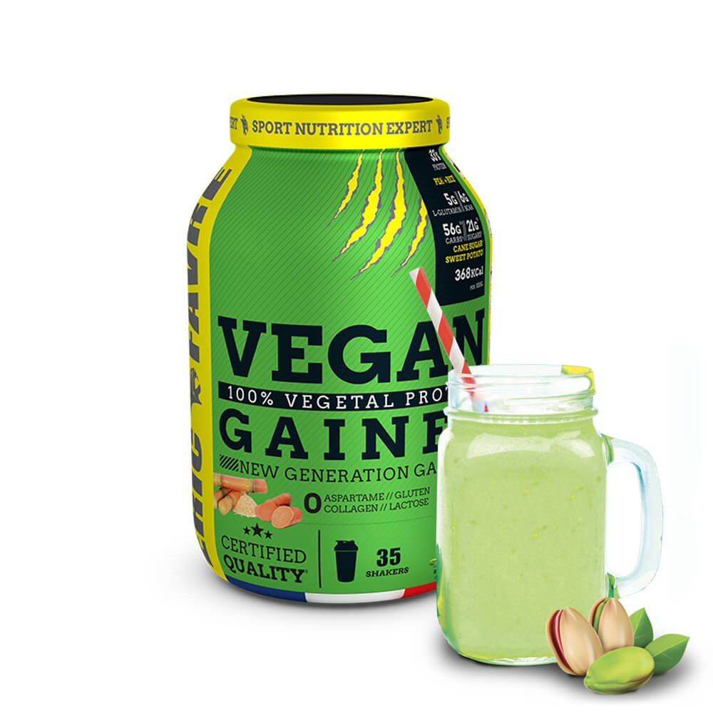 Vegan Gainer Pistache