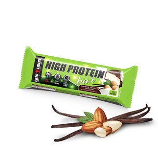 High Protein bar - Bar de collation hyperprotéinée