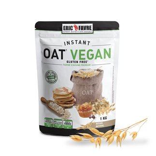 Farine d'avoine Instant OAT Vegan 1KG (Neutre)