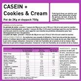 Casein +