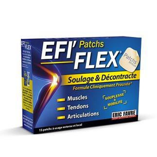 Patch Efi'flex