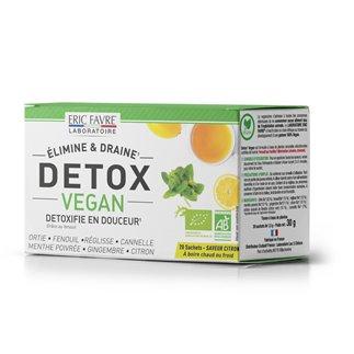 Tisane Drainante Detox Vegan