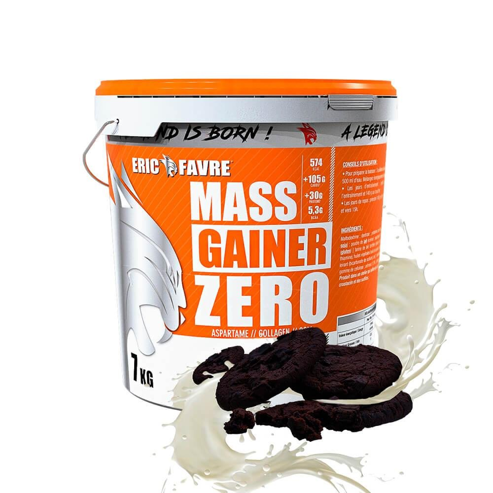 Protéines Mass Gainer Zero Cookies & Cream