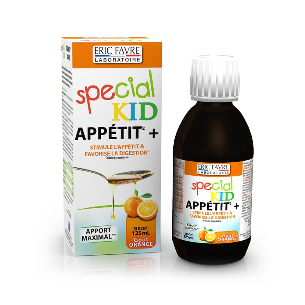 Sirop Special Kid Appetit +