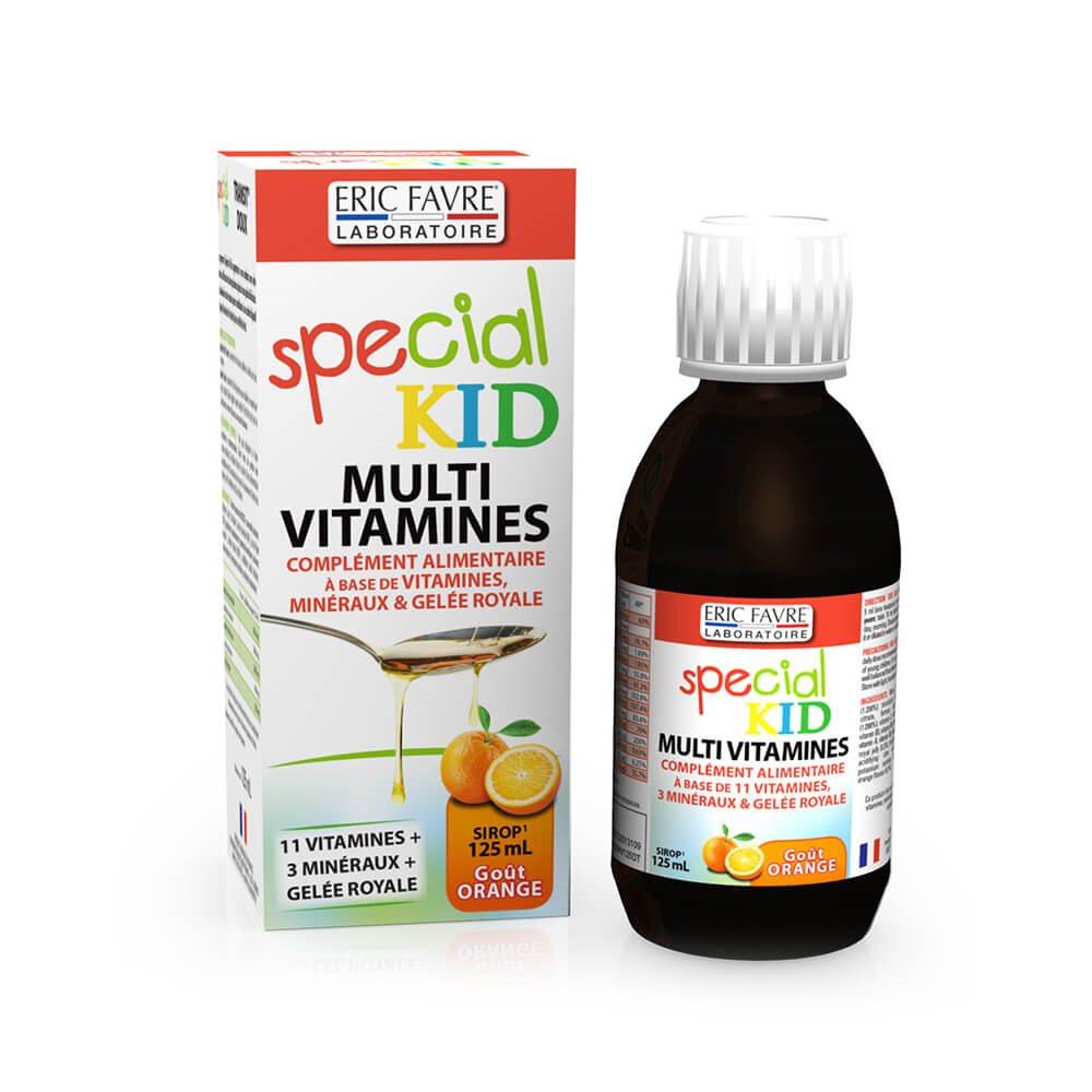 Sirop Special Kid Multivitamines