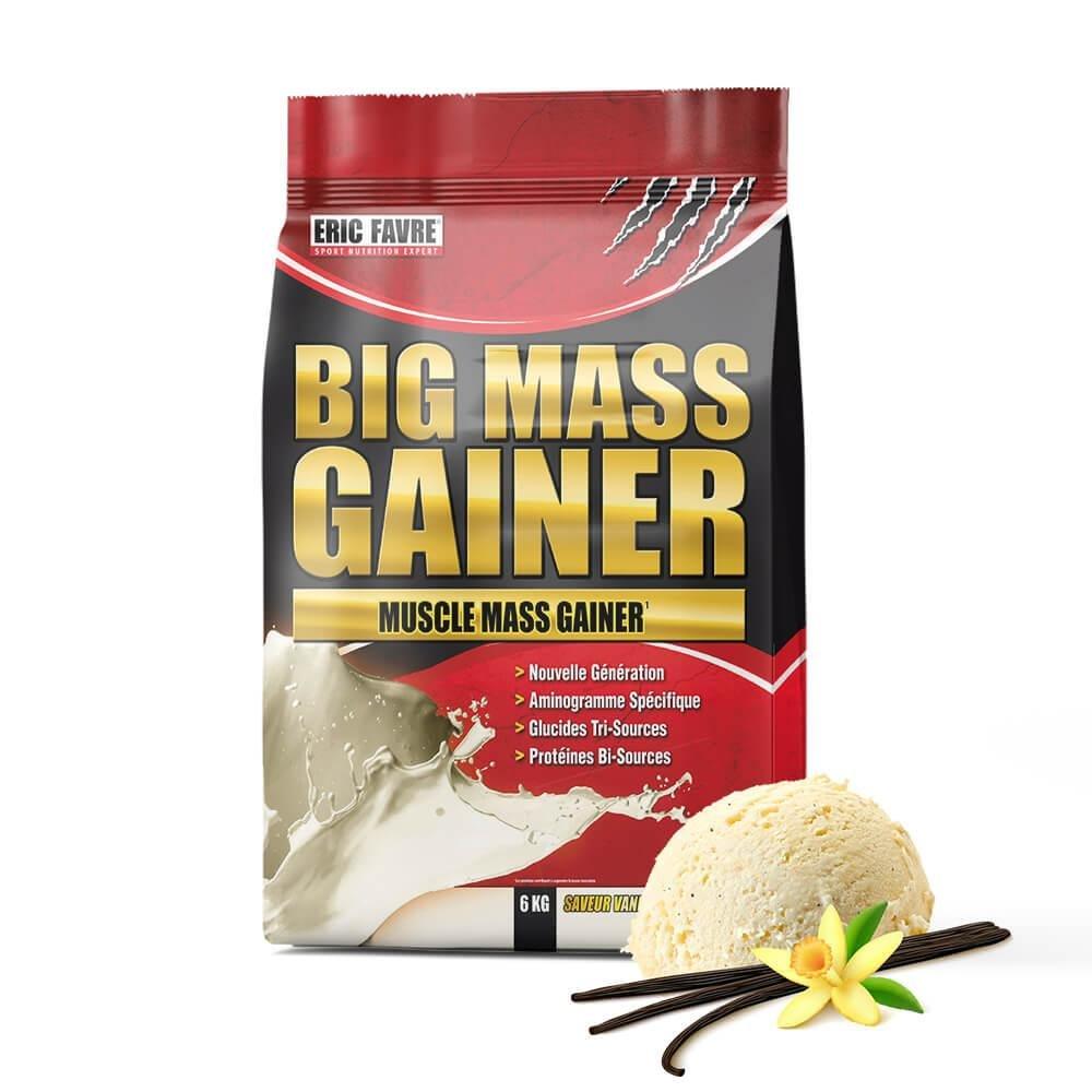 Big Mass Gainer - Protéines + Carb