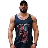 Tank T-Shirt Born Wild