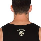 Tank T-Shirt Pinstripe