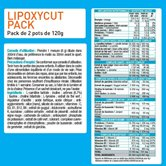 COFFRET Lipoxycut Vegan - SHAKER* OFFERT - Pomme Verte Citron