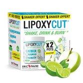 Coffret Lipoxycut Vegan - SHAKER* OFFERT - Brûleur de graisses
