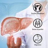 LIV.OX® 60 - Pour une Detox du foie efficace