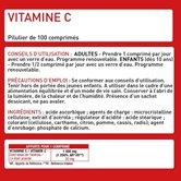 Vitamine C Vegan - Boostez Votre Tonus