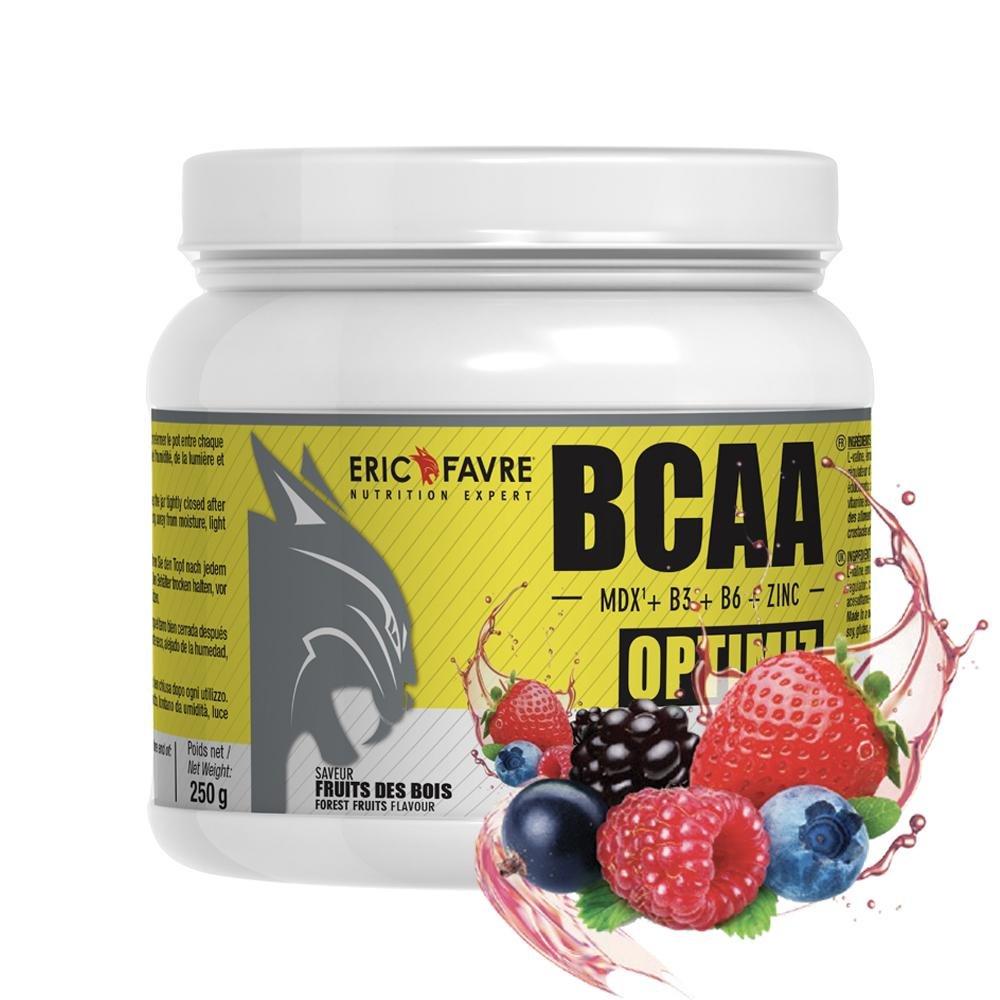 BCAA Optimiz - BCAA 2:1:1 - Acides aminés essentiels