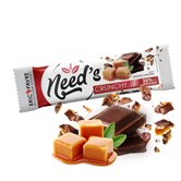 Barres proteinées Need's Crunchy - Choco Caramel