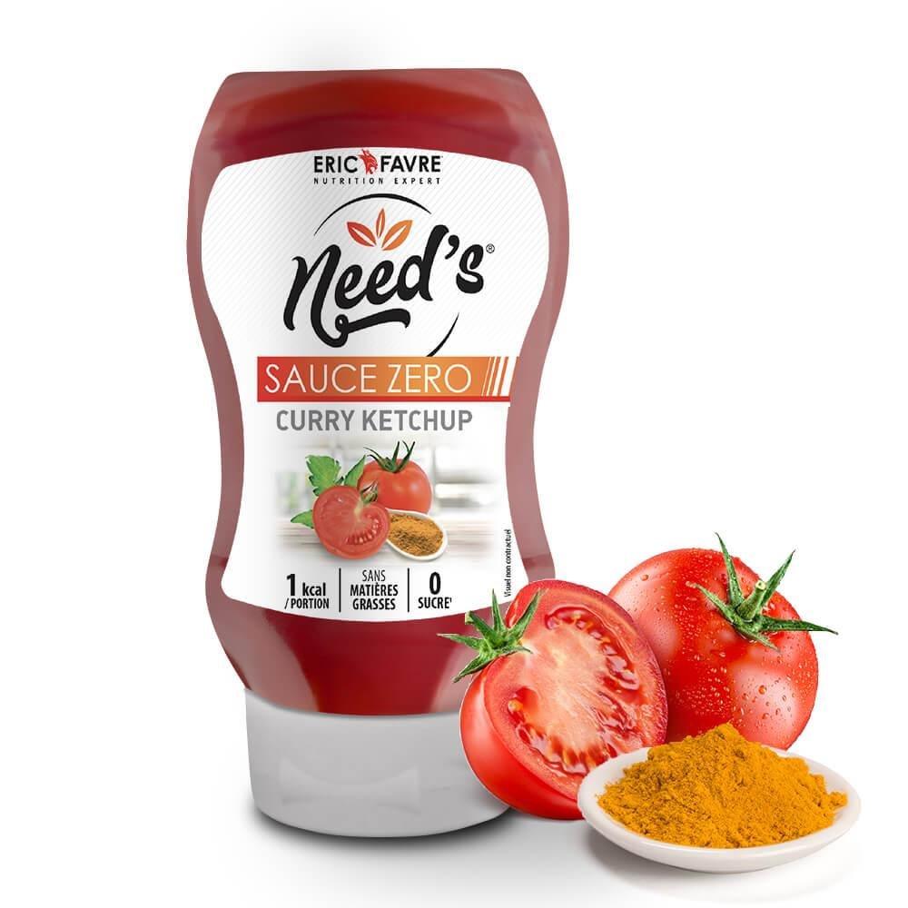 Need's Sauces Zero