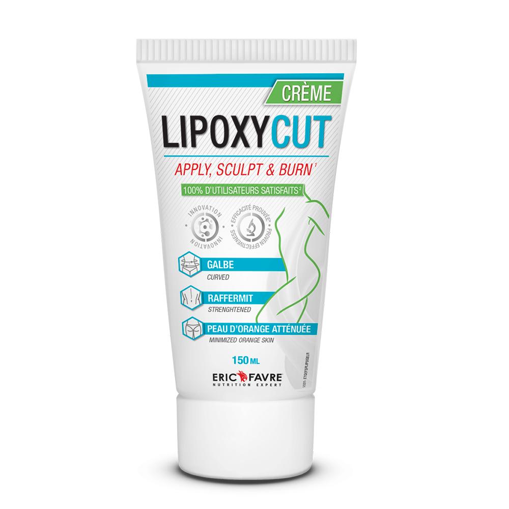 Lipoxycut Crème Sculpt & Burn
