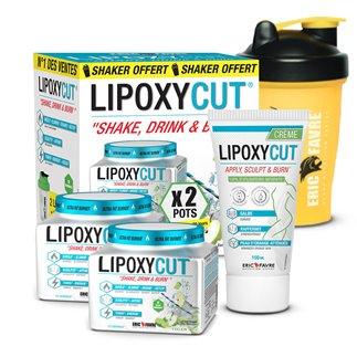 Pack Lipoxycut Plus - Programme Brûle graisse