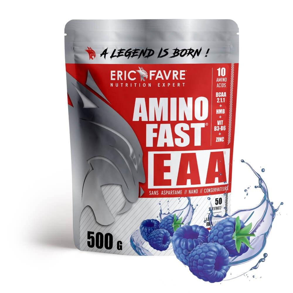 Amino Fast® EAA Blue Rasberry