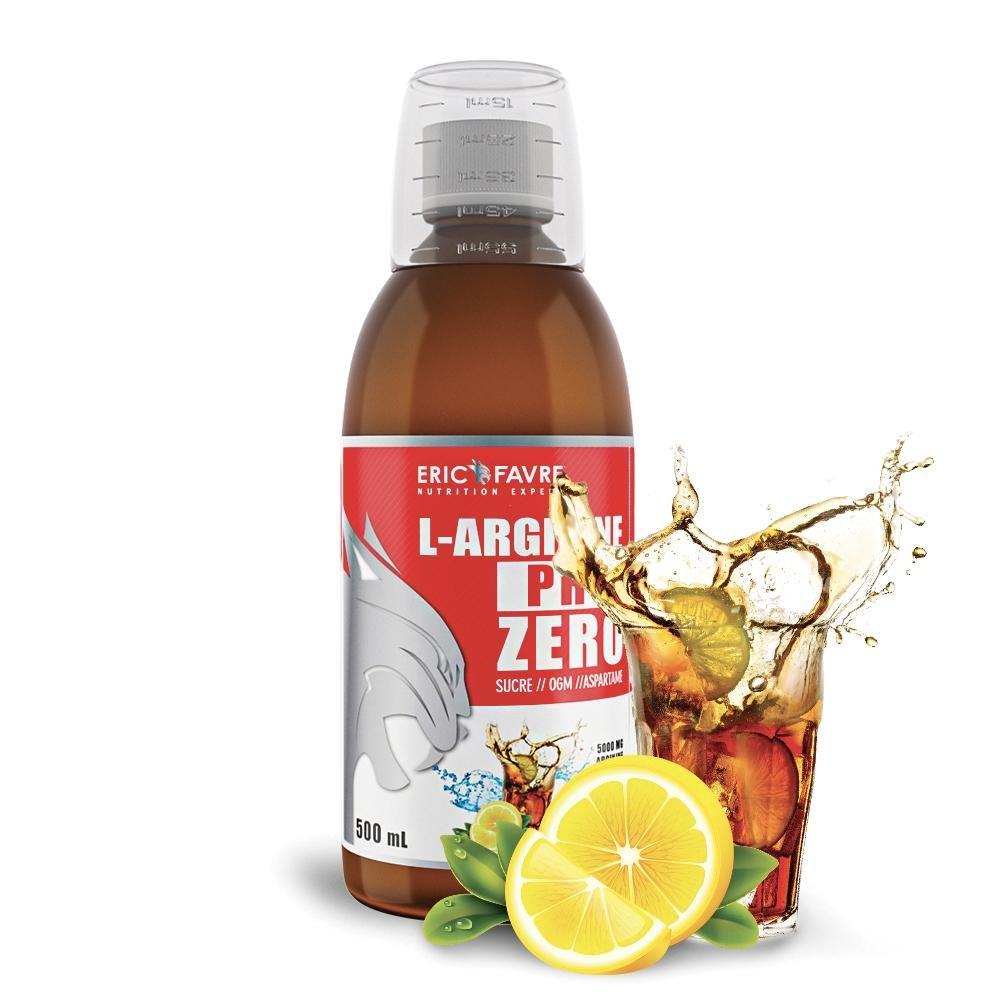 L-Arginine AAKG Pro Zero liquide ( Cola- Citron)