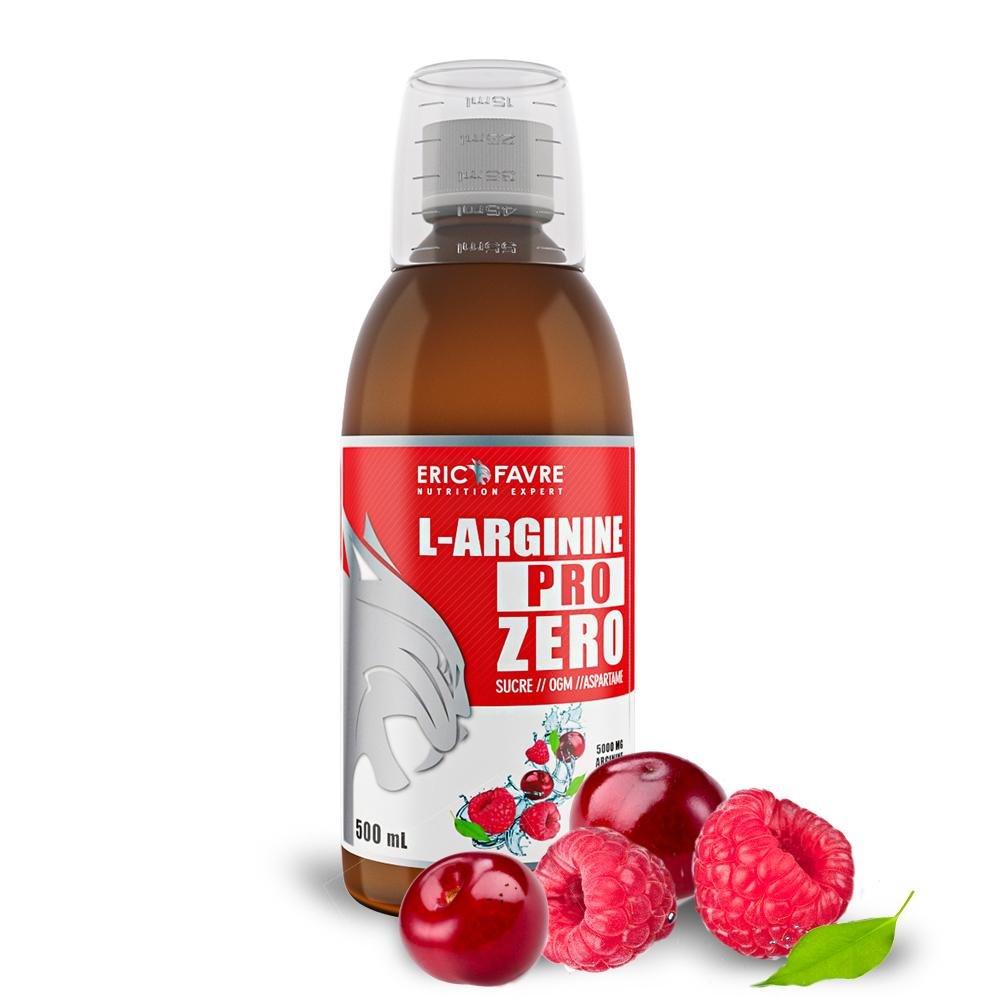 L-Arginine AAKG Pro Zero liquide ( Fruits rouges)