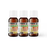 Vitamine D3 - Lot de 3