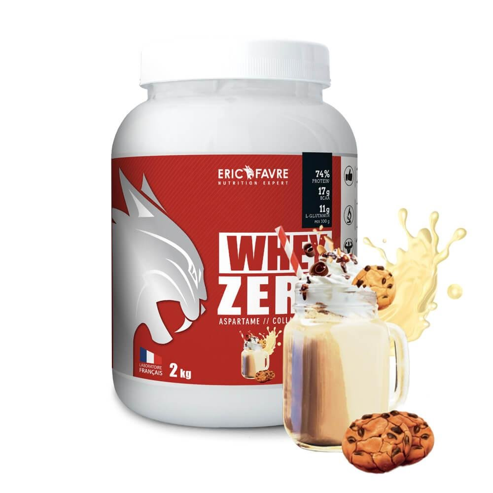 Whey protéine concentrée Zero