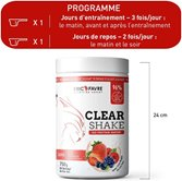 Unidose Clear Shake - Iso Protein Water