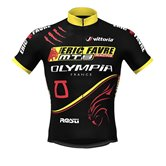Maillot Cycliste Manches Courtes Eric Favre MTB Olympia